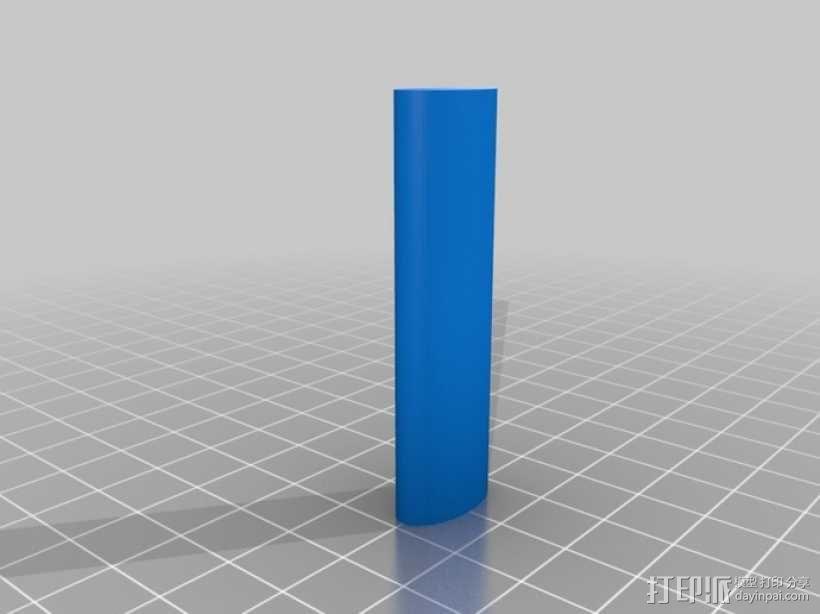 狼爪 3D模型  图4