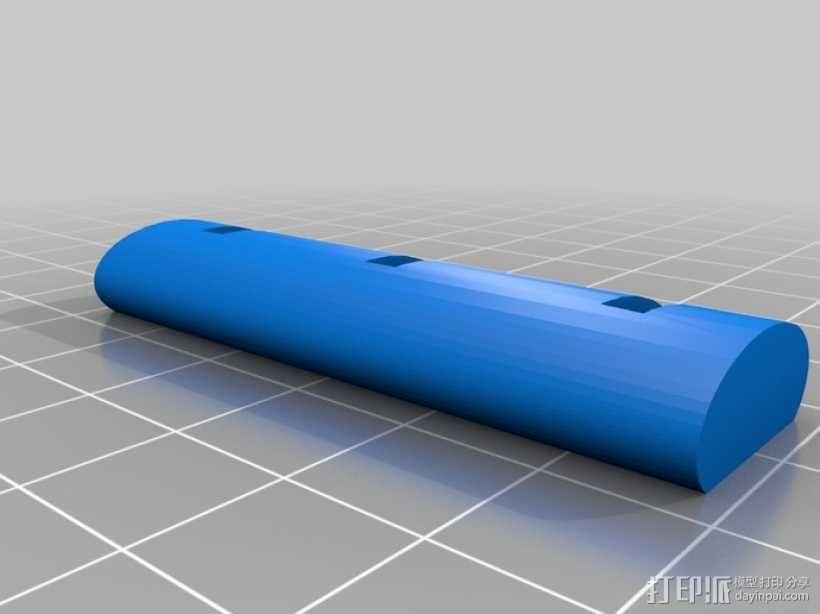 狼爪 3D模型  图5