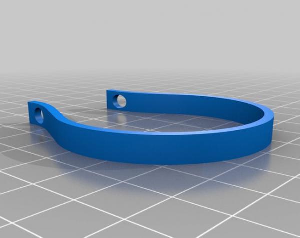 扇子 3D模型  图2