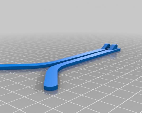 D&G 3D眼镜架 3D模型  图4