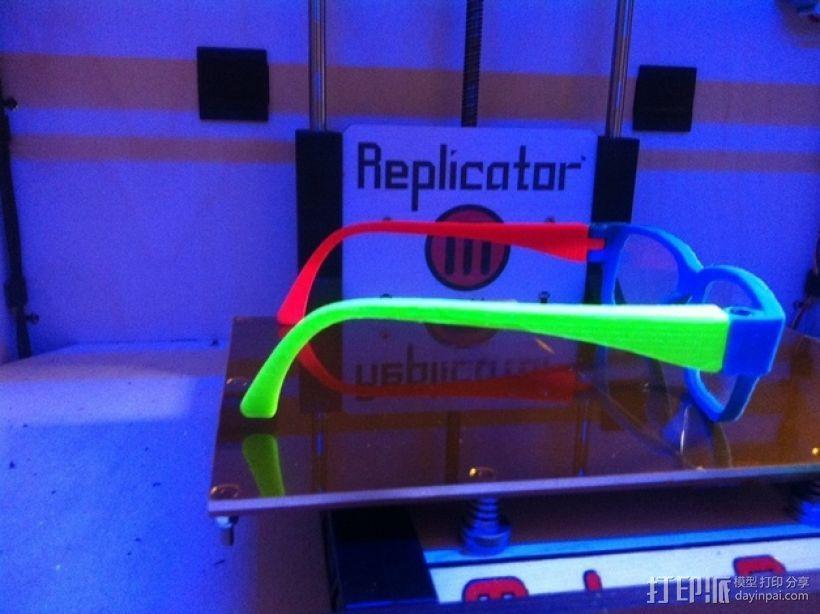 眼镜零部件v1 3D模型  图5