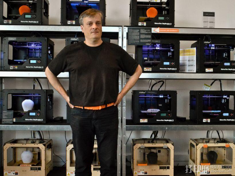 3D打印皮带 3D模型  图2
