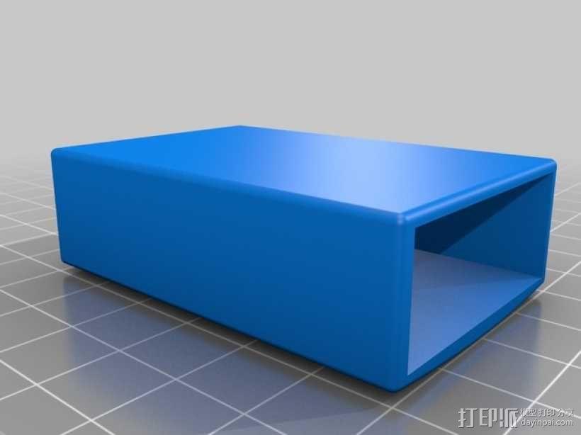 3D打印皮带 3D模型  图6