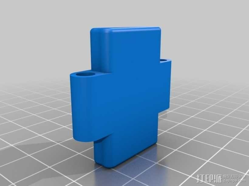 3D打印皮带 3D模型  图7