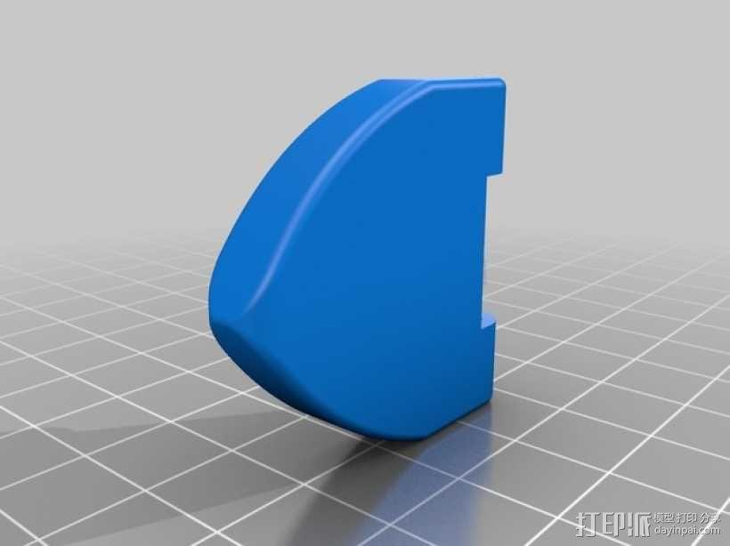 3D打印皮带 3D模型  图9