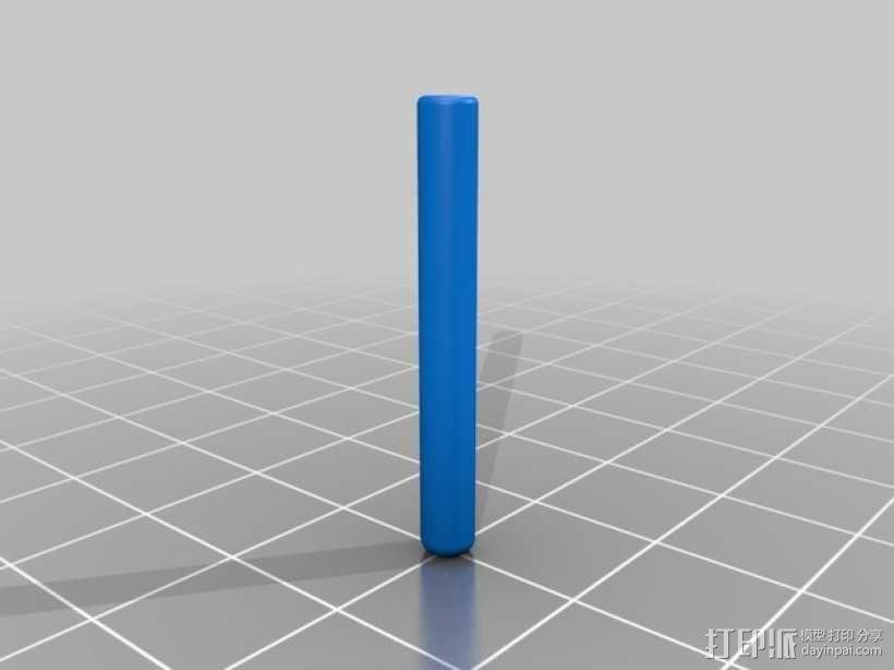 3D打印皮带 3D模型  图10