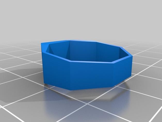 个性化戒指 3D模型  图2