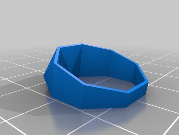 个性化戒指 3D模型  图4
