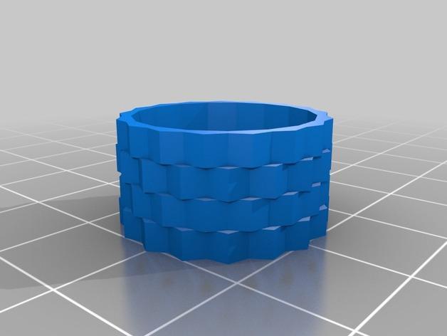 个性化戒指 3D模型  图5