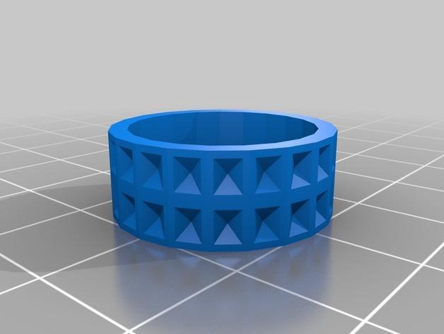 个性化戒指 3D模型  图6