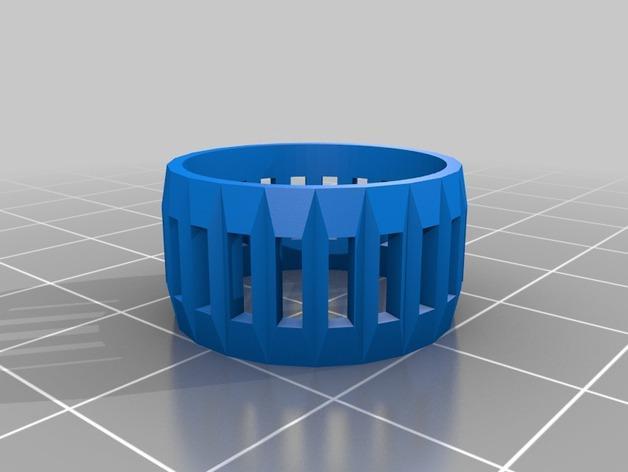 个性化戒指 3D模型  图8