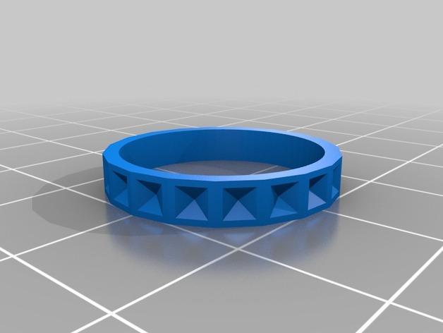 个性化戒指 3D模型  图9
