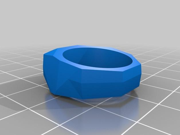 个性化戒指 3D模型  图7