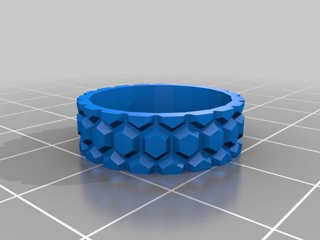 个性化戒指 3D模型  图11