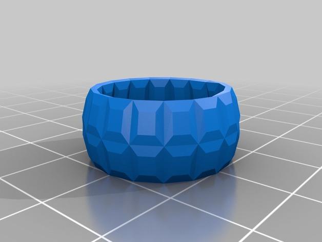 个性化戒指 3D模型  图10