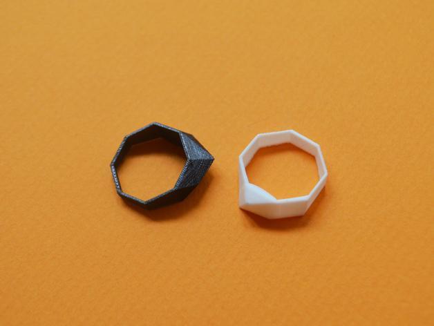 个性化戒指 3D模型  图12