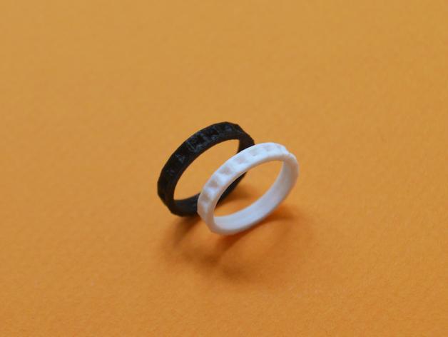 个性化戒指 3D模型  图14