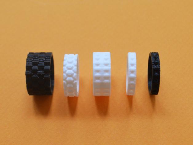 个性化戒指 3D模型  图13
