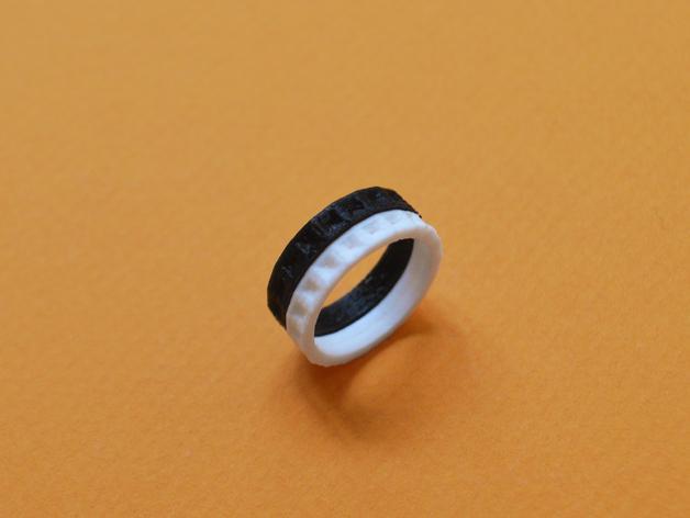 个性化戒指 3D模型  图15