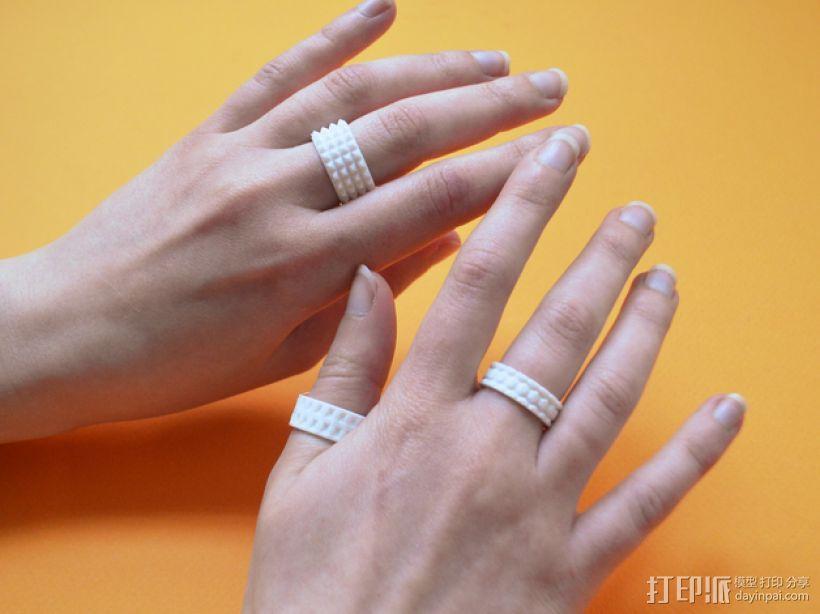个性化戒指 3D模型  图17
