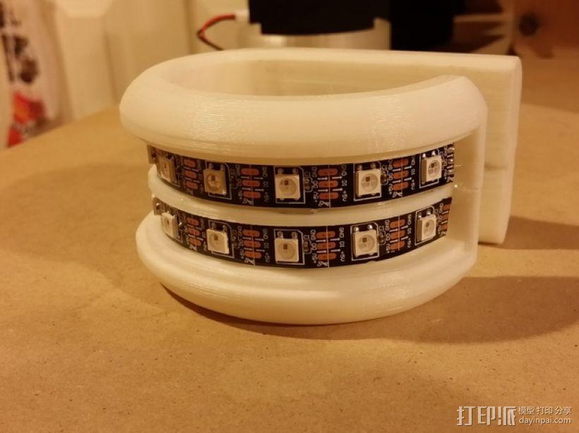 DAZZLER发光手镯 3D模型  图16