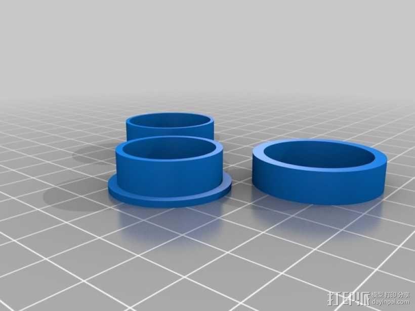 定制化戒指 3D模型  图8