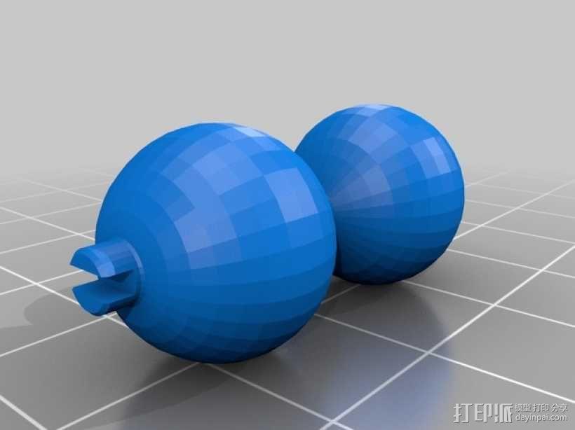 《哈利波特》:时间转换器 3D模型  图5