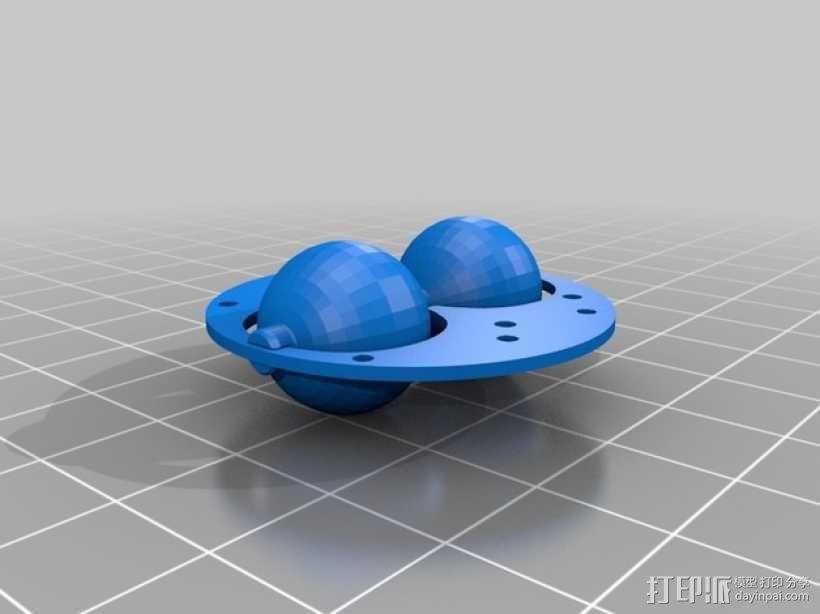 《哈利波特》:时间转换器 3D模型  图6