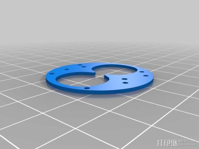 《哈利波特》:时间转换器 3D模型  图7