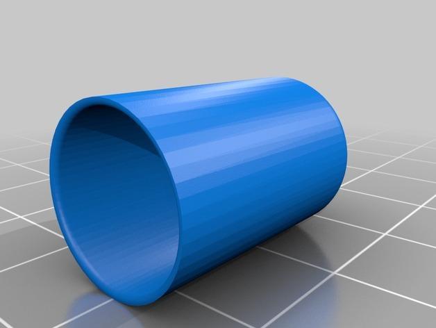 密封防水钥匙扣 3D模型  图8