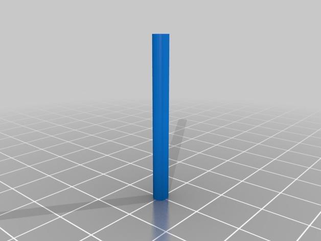 朋克风六边形护目镜 3D模型  图2