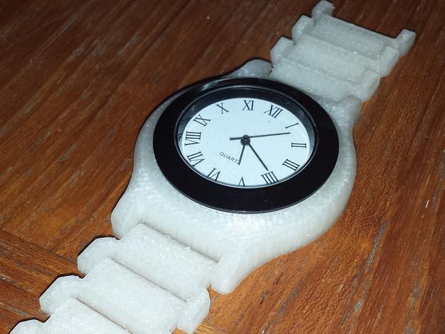 手表 3D模型  图1