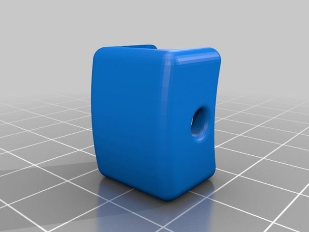 钱包/手提包/背包装饰品 3D模型  图2