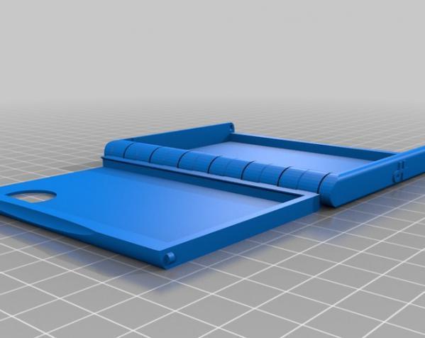 盒式磁带型钱包 3D模型  图6