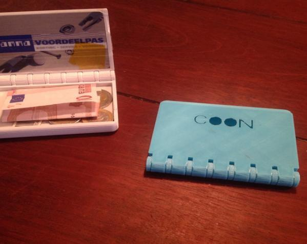 盒式磁带型钱包 3D模型  图8