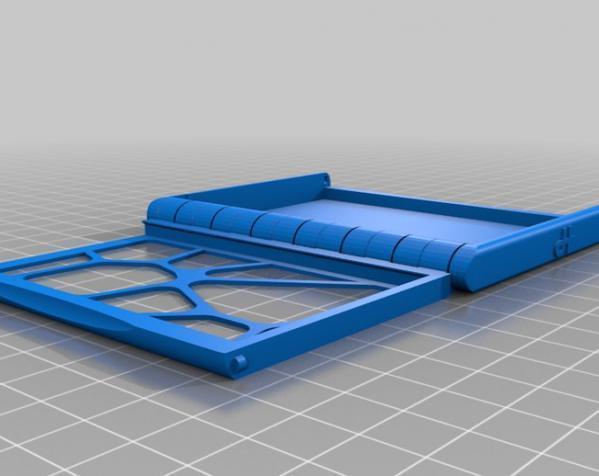盒式磁带型钱包 3D模型  图9