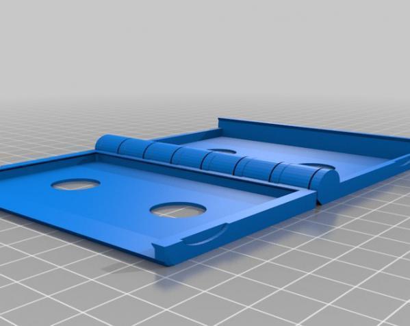 盒式磁带型钱包 3D模型  图11
