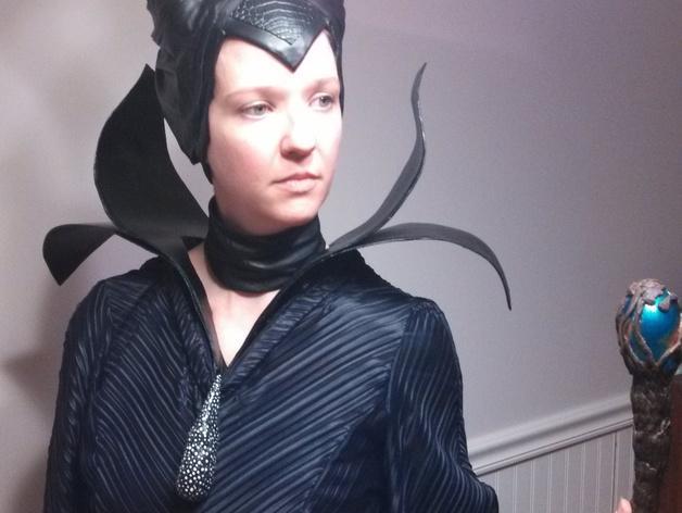 电影《沉睡魔咒》玛琳菲森的角 3D模型  图18