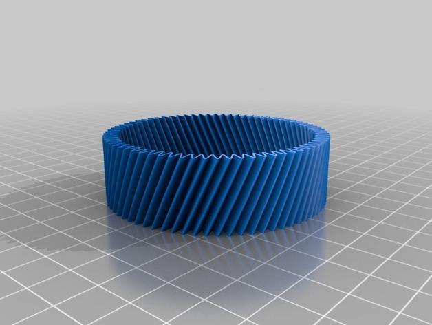 定制化RIB手环 3D模型  图5