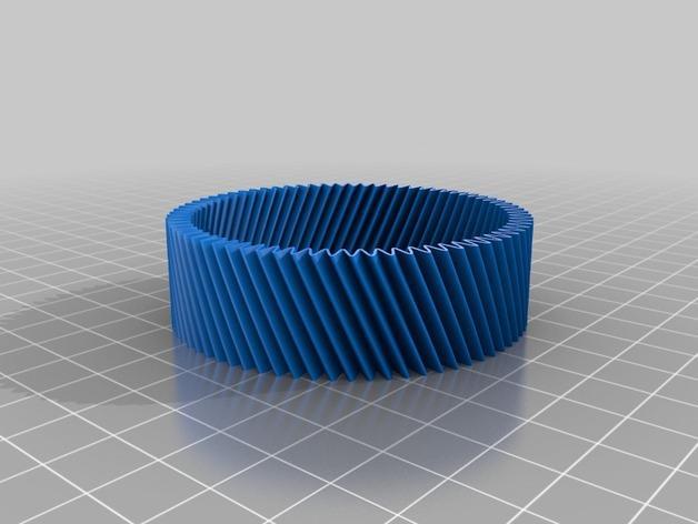 定制化RIB手环 3D模型  图7