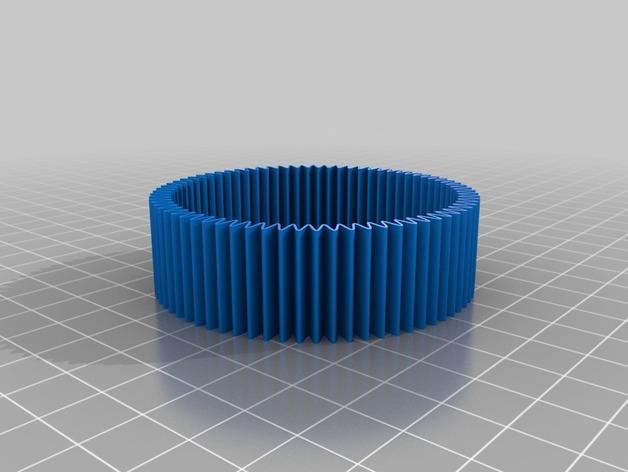 定制化RIB手环 3D模型  图6