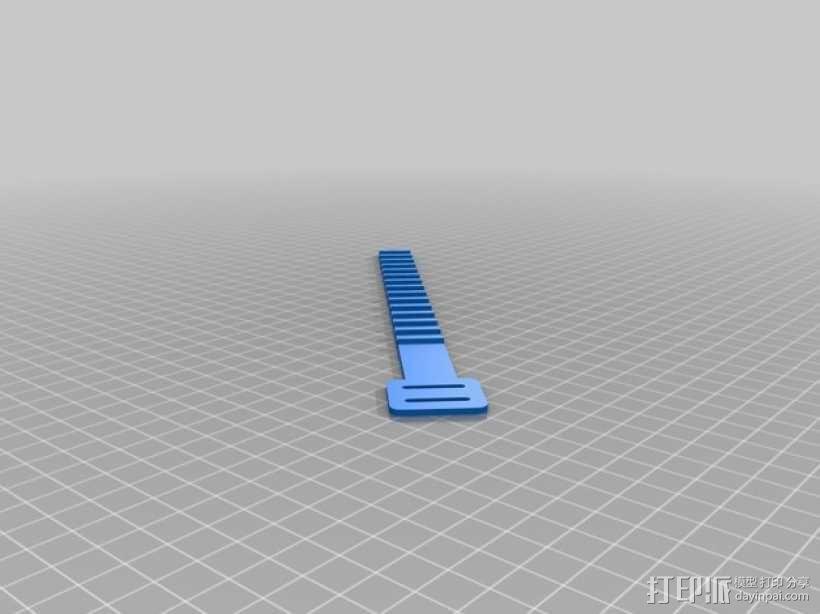 个性化条带 3D模型  图4