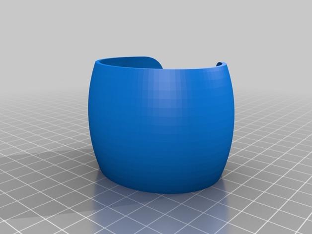 定制化手镯 3D模型  图3