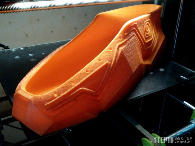 Recreus运动鞋 3D模型  图4