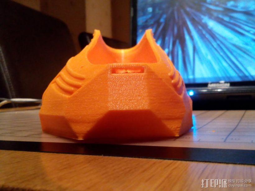 Recreus运动鞋 3D模型  图8