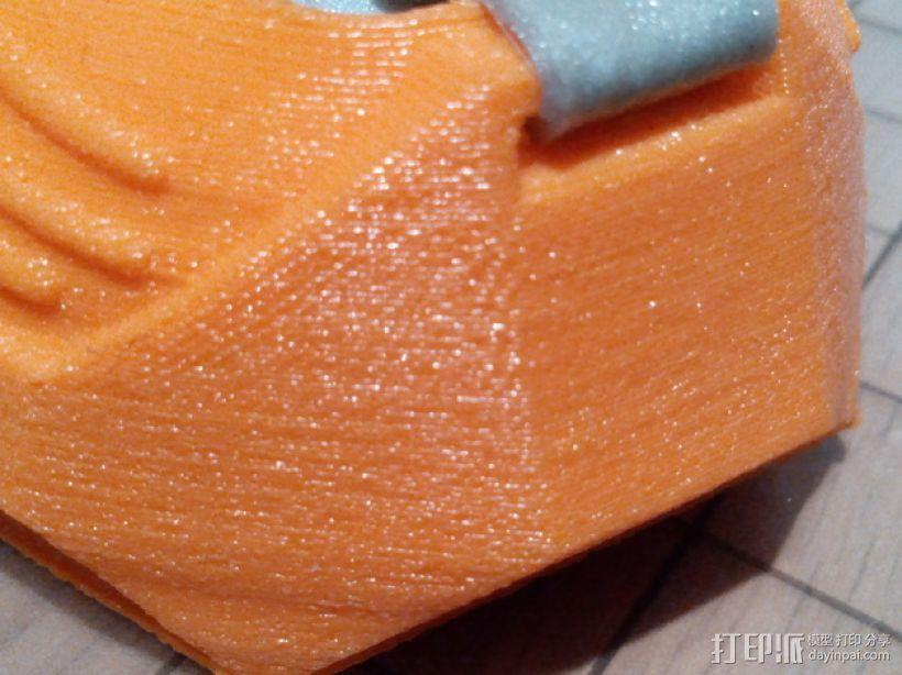 Recreus运动鞋 3D模型  图11