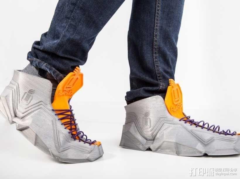 Recreus运动鞋II  3D模型  图8