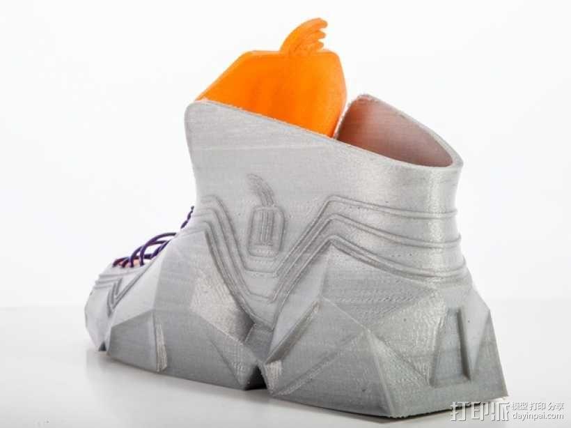 Recreus运动鞋II  3D模型  图6