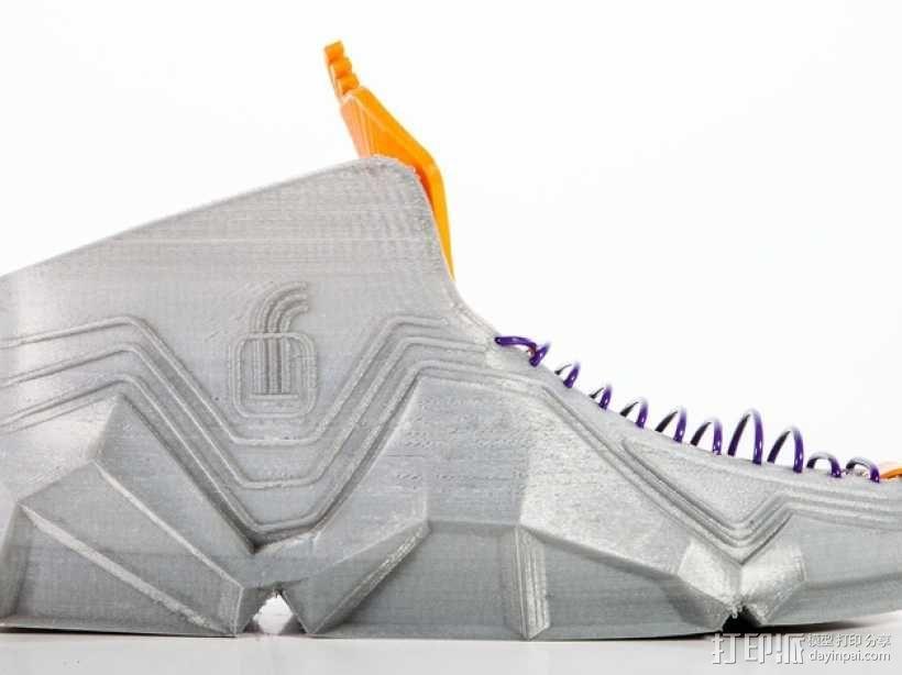 Recreus运动鞋II  3D模型  图12