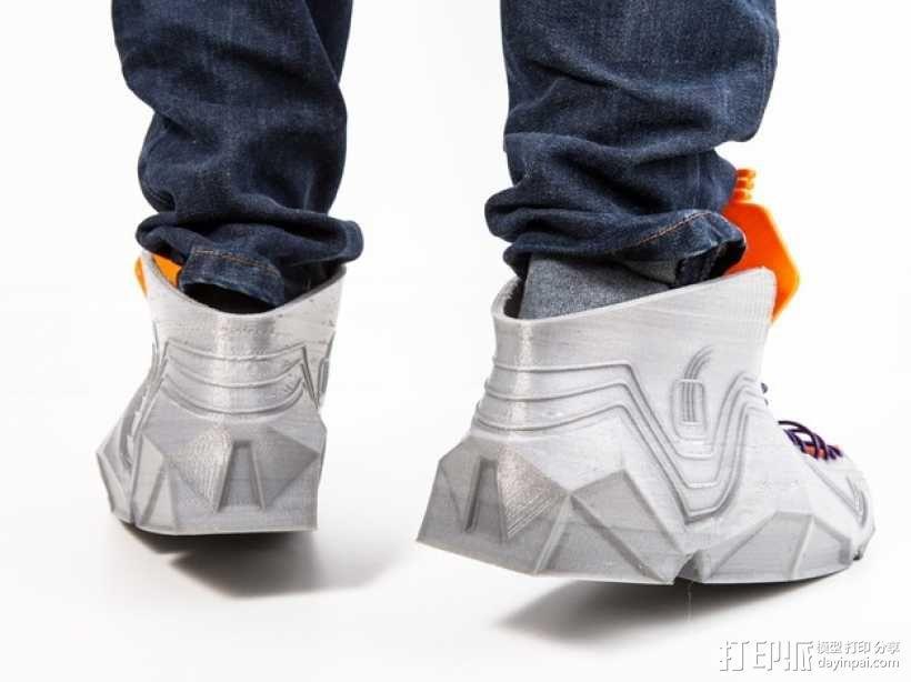 Recreus运动鞋II  3D模型  图10